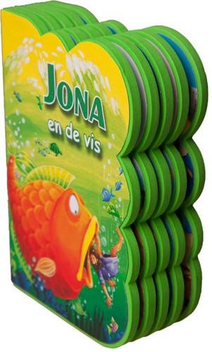 Jona en de vis (Paperback)