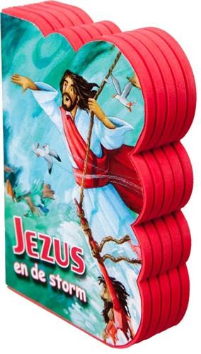 Jezus en de storm (Boek)