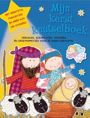 Mijn kerst knutselboek (Paperback)