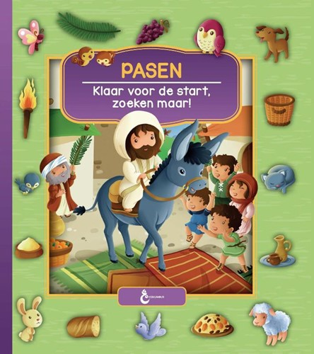 Pasen (Kartonboek)