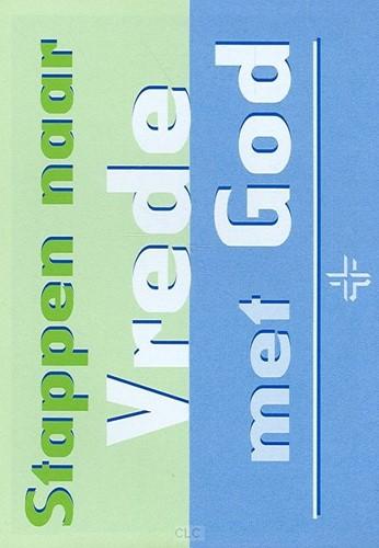Stappen naar vrede met God (Boek)