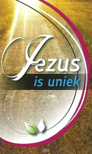 Jezus is uniek / folder / set 25 (Losse bladen/Geniet)