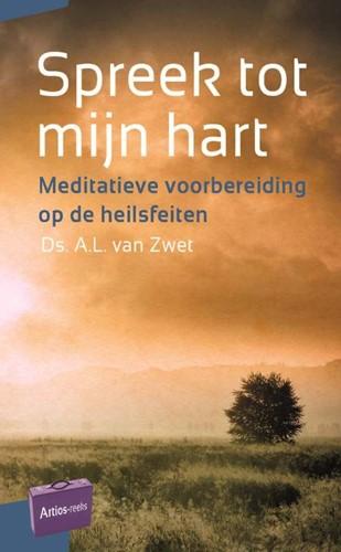 Spreek tot mijn hart (Paperback)