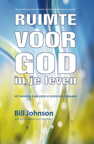 Ruimte voor God in je leven (Boek)