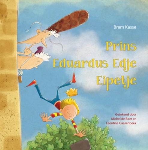 Prins Eduardus Edje Eipetje (Hardcover)