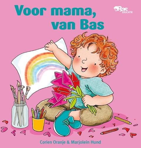 Voor mama, van Bas (Hardcover)