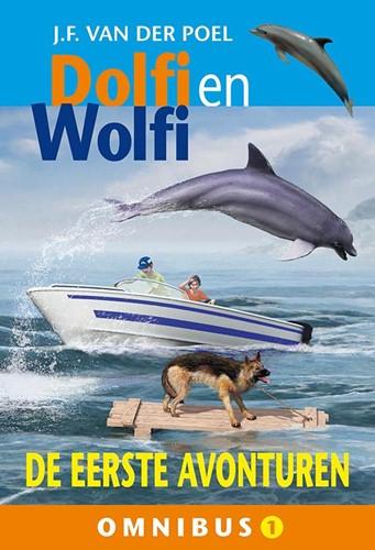 Dolfi en Wolfi (Omnibus 1) (Hardcover)