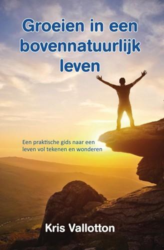 Groeien in een bovennatuurlijk leven (Boek)