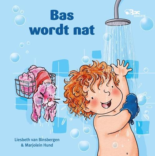 Bas wordt nat (Boek)