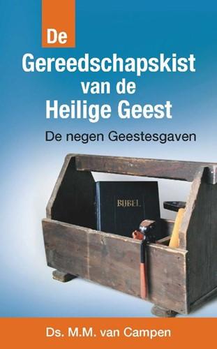 De Gereedschapskist van de Heilige Geest (Paperback)