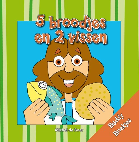 5 Broodjes en 2 vissen (Hardcover)