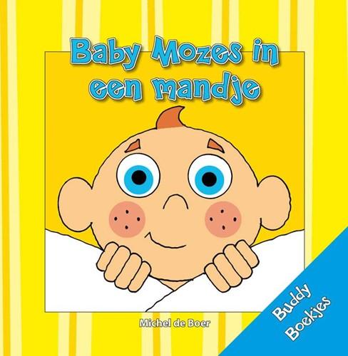 Baby Mozes in een mandje (Hardcover)