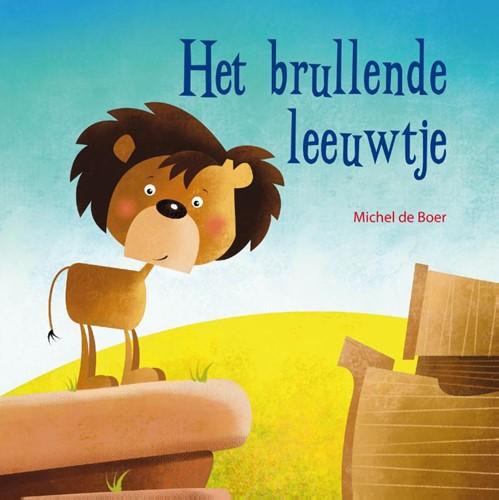 Het brullende leeuwtje (Boek)