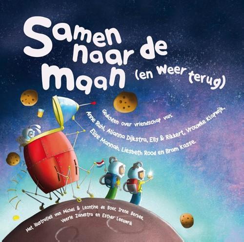 Samen naar de maan (en weer terug) (Hardcover)
