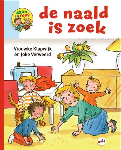 De naald is zoek (Hardcover)