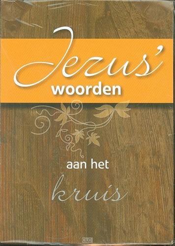 Traktaat Jezus woorden aan het kruis set 25 (Losse bladen/Geniet)