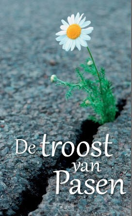 De troost van Pasen / folder / set 25 (Losse bladen/Geniet)