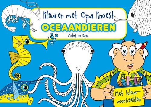 Oceaan dieren (Boek)