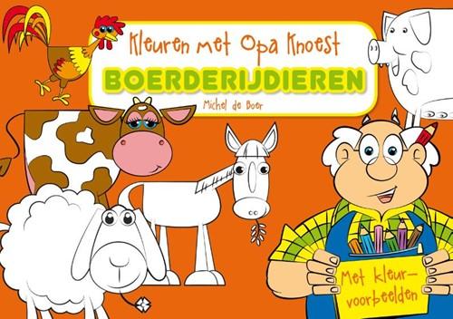 Boerderij dieren (Boek)