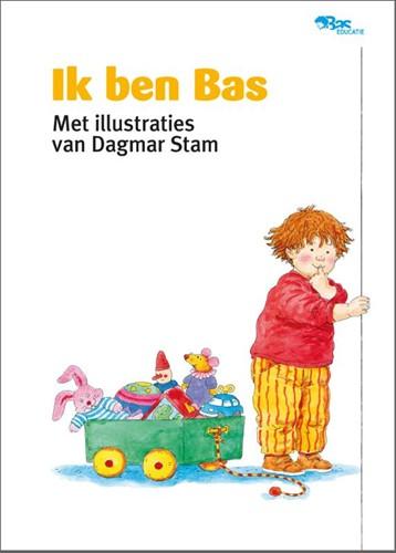 Ik ben Bas (Hardcover)