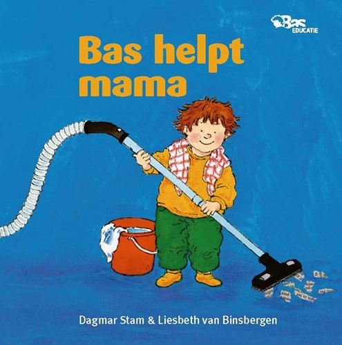 Bas helpt mama (Hardcover)