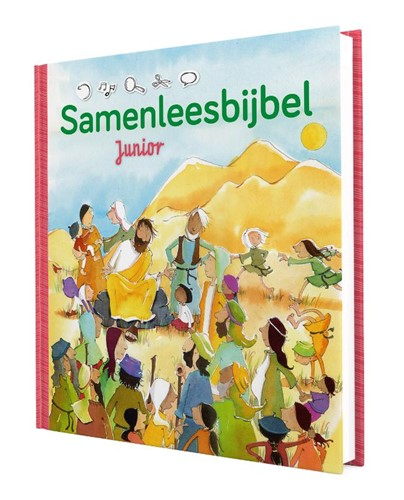 Samenleesbijbel Junior (Hardcover)