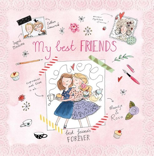 My best friends (Hardcover)