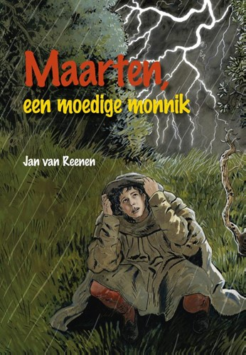 Maarten, de moedige monnik (Hardcover)