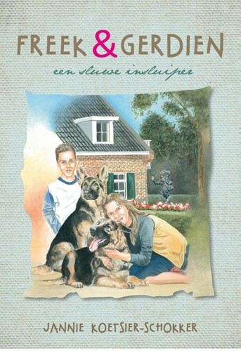 Freek & Gerdien (Hardcover)