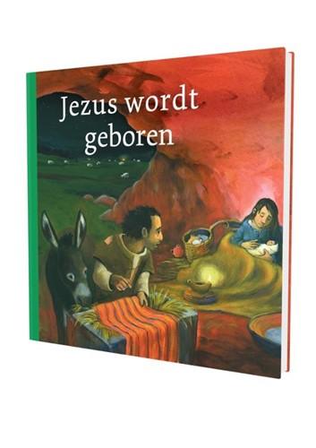Jezus wordt geboren (Hardcover)