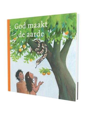 God maakt de aarde (Hardcover)