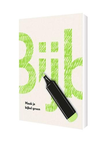 Maak je Bijbel groen (Paperback)