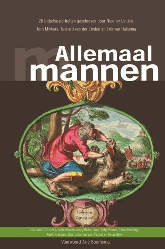 Allemaal mannen (Hardcover)