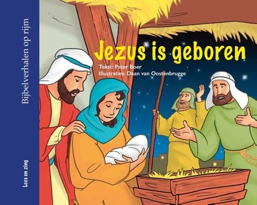 Jezus is geboren/De wijzen uit het oosten (Hardcover)