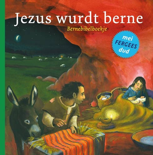 Jezus wurdt berne (Hardcover)