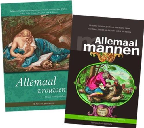 Combipakket Allemaal mannen / Allemaal vrouwen (Hardcover)