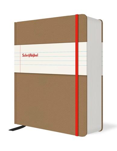 SchrijfBijbel (Hardcover)