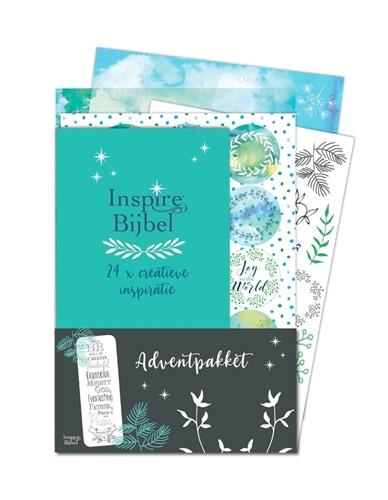 Inspire Adventpakket (Paperback)