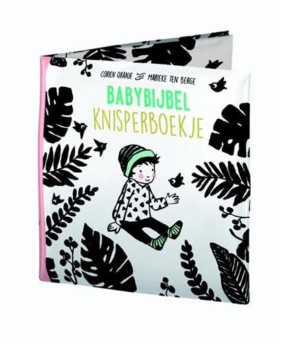 Babybijbel Knisperboekje (Stoffen boek)