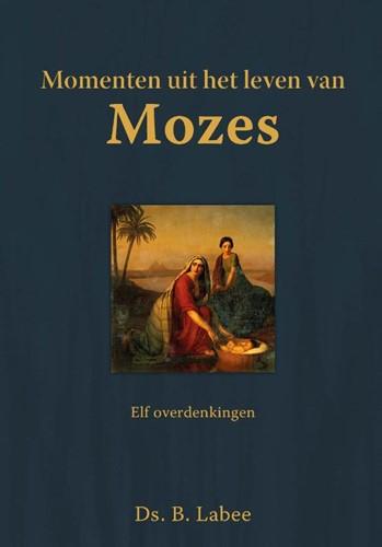 Momenten uit het leven van Mozes (Hardcover)
