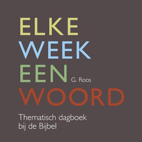 Elke week een woord (Paperback)