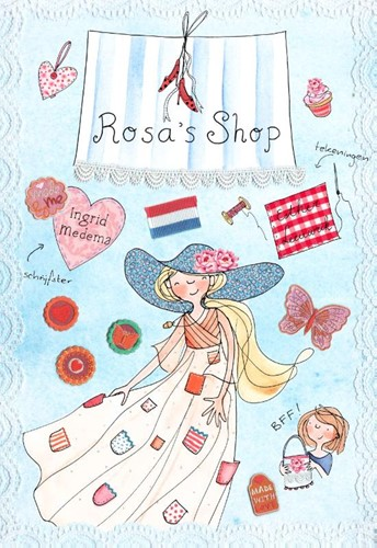 Rosa's shop (Hardcover)