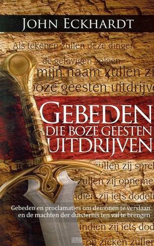 Gebeden die boze geesten uitdrijven (Boek)