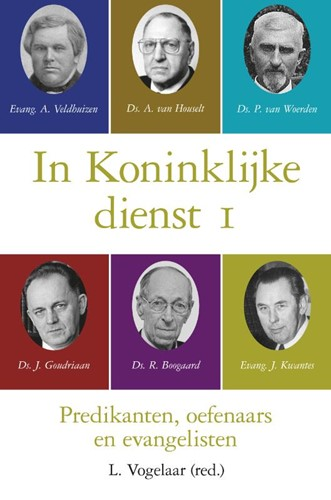 In koninklijke dienst 1 (Hardcover)