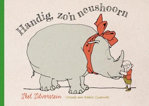 Handig, zo'n neushoorn (Paperback)