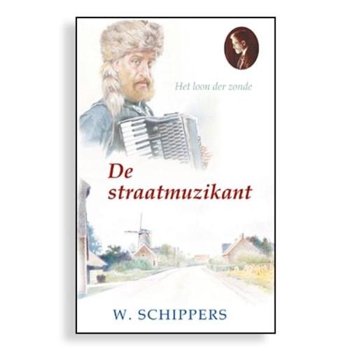 De straatmuzikant (Hardcover)
