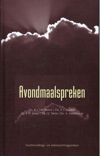 Avondmaalspreken (Hardcover)