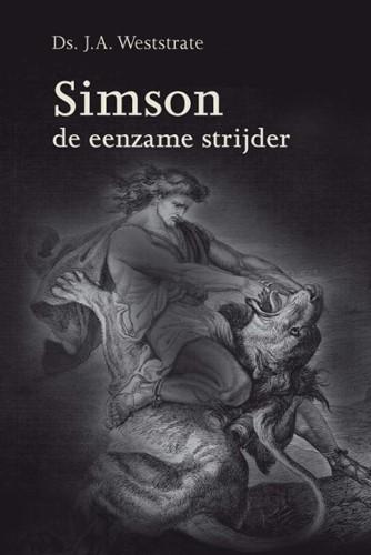 Simson, de nazireeër Gods (Hardcover)