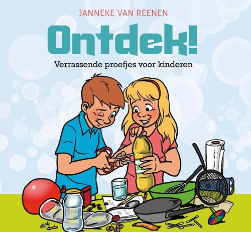 Ontdek! (Hardcover)