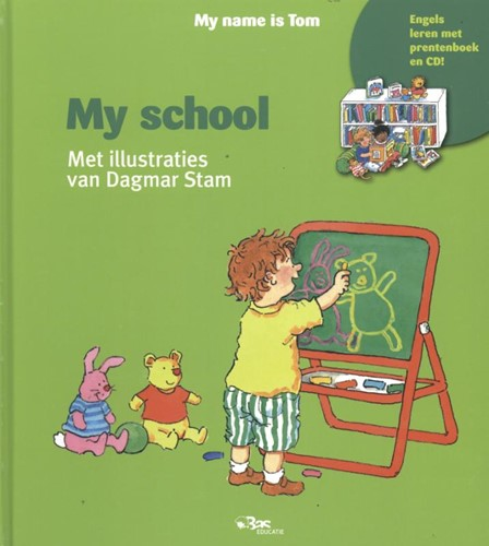 My school (Hardcover)